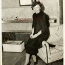 Nancy CARROLL Feathered Hat ORG PRESS PHOTO i168