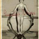 SEXY Hostess OAKLAND CA ELKS Convention ORG 1936 PHOTO