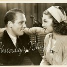 Ann SHERIDAN Dick PURCELL Mystery HOUSE Vintage PHOTO