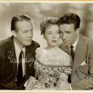 Ida LUPINO Wayne MORRIS Deep VALLEY Vintage PHOTO J508