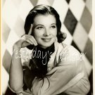 UNKNOWN TV Actress Publicity Promo 7x9 PHOTO