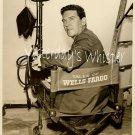 1961 TV PHOTO Earle Lyon Tales Wells Fargo Producer