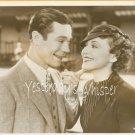1930s Photo Olivia De Havilland Joe E. Brown Alibi Ike