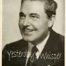 1930s Radio Publicity Promo Photo William Farnum Drums