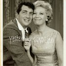 Dinah Shore Dean Martin Vintage TV Publicity PHOTO