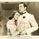 1940s Vintage Movie Photo Deanna Durbin Walter Pidgeon