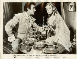 1950s Vintage Movie Photo Gilbert Roland Arlene Dahl