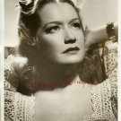 Miriam Hopkins Glamour Hurrell Portrait Original Photo