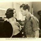 Lila Lee William Janney Rare Lost Film Original Movie Photo