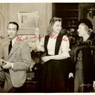 Dorothy McGuire Don Cook Original Lucas-Pritchard Photo