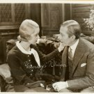 Bette DAVIS George ARLISS Man PLAYED God Vintage PHOTO