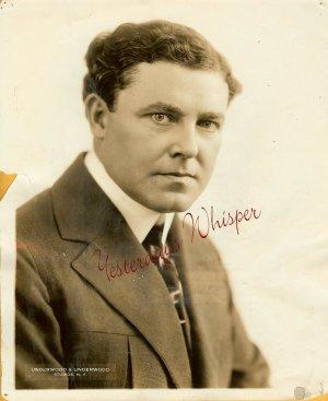 William Farnum c.1916 Original Underwood-Underwood Photo