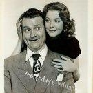 Red SKELTON Arlene DAHL A SOUTHERN YANKEE Original 1948 Movie Photo