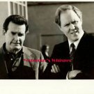 John Lithgow James Garner Glitter Dome Original Photo