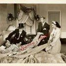 Rudy Vallee Otto Kruger Barbara Britton Original Photo