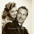 Rare GORGEOUS Closeup Esther WILLIAMS Johnny JOHNSTON Original 1947 Movie Photo