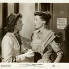 Loretta YOUNG College Board Testing Mother is FRESHMAN Original 1948 Movie Photo