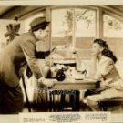 CHARMING Paulette GODDARD Burgess MEREDITH On OUR Merry WAY Original 1948 Photo