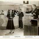 Gloria GRAHAME Vintage Radio Station A WOMAN'S SECRET Original 1949 Movie Photo
