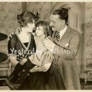 Florence Billings Ernest Hilliard Original Silent Photo