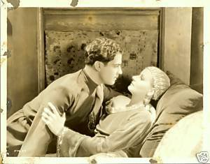 Greta Garbo Ramon Novarro Mata Hari Original Photo