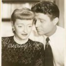 Bette Davis Jim Davis Winter Meeting Vintage Film Photo