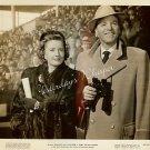 RARE Barbara STANWYCK Burt LANCASTER Sorry WRONG NUMBER Original 1949 Photo