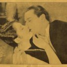 Billie Dove-Ben Lyon TENDER HOUR-GOLD ORIGINAL Photo