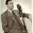 Photo Don McNeill Breakfast Club Old NBC Radio Original