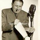 Harry Conn CBS Radio Earaches of 1938 Original Photo