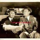 1930s Bert Lahr Ben Bernie Love & Hisses Vintage Photo