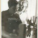 Lynn Borden and husband Candid c.1966 Original Photo