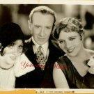 Vamp OLIVE BORDEN Lois Wilson WEDDING RINGS Lost Film Original 1929 Movie Photo