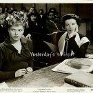 Rare Katherine HEPBURN Judy HOLLIDAY Adams RIB Original 1949 MGM Movie Photo