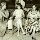 Peggie Castle-Mrs. Betty Lanza-ORIG. Candid SET PHOTO