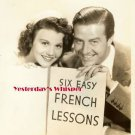 Ray Milland Olympe Bradna Say it in French Movie Photo