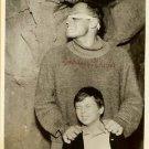 Vintage Charlton Heston Michel Petit Alcoa TV  Photo