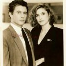 Vintage Mimi Rogers Tom Berenger Original B&W TV Photo