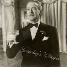 Clifton Webb Woman's World Original Publicity B/W Photo