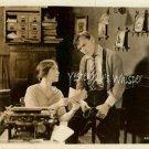 Helen Jerome Eddy GEORGE Beban c.1921 typewriter Photo