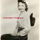 unknown RETRO Cowgirl Black & White Original 8x10 Photo