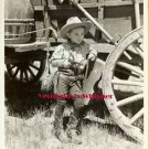 Pistol Packing Billy Lee Thuder Trail Original Photo