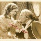 Loretta Young Ronald Colman Clive of India c.1935 Photo