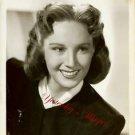 Marissa O'Brien Original MGM Glamour Portrait B&W Photo