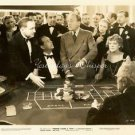 Roland Young Topper takes a Trip Casino Original Photo