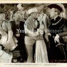 Louis HAYWARD Janet BLAIR The BLACK ARROW Original 1948 Movie Photo