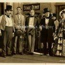 Unknown Unidentified 1930's Western Movie Still Original Photo