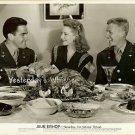 Julie Bishop Thanksgiving Turkey Servicemen Warner Bros. Original Photo