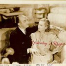 Photo Lilli Palmer Tom Walls Crackerjack Original Still