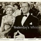 Marjorie REYNOLDS That MIDNIGHT Kiss Original 1949 Movie Photo